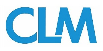 The CLM logo