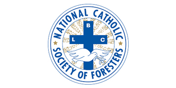 National Catholic Society of Foresters logo