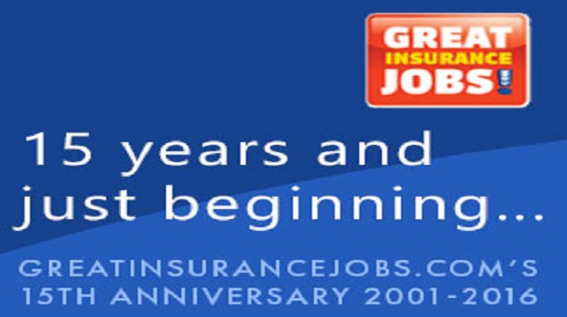 [PRESS RELEASE] GreatInsuranceJobs.com Turns 15