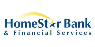 HomeStar Bank logo